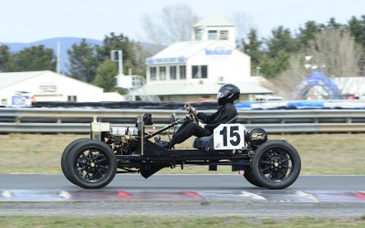 All Historic Race Meeting Wakefield Park 23 Sept 17 - Cars 2