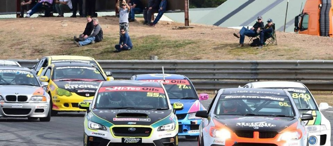 NSW Production Touring Cars cover